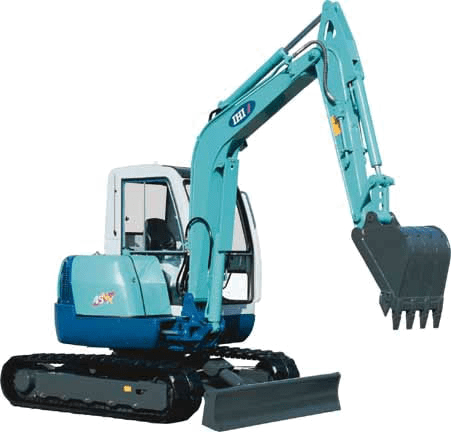 Equipment Rental Experts - IHI 45NX