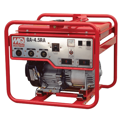 Equipment Rental Experts - Multiquip Generator