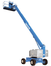 Equipment Rental Experts - Genie Stick Boom