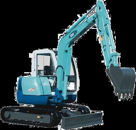 Equipment Rental Experts - IHI 45NX