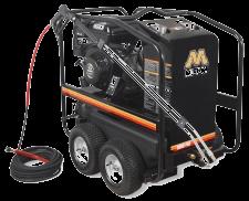 Equipment Rental Experts - Mi-T-M Pressure Washer
