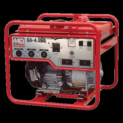 Equipment Rental Experts - Multiquip Generator