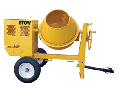 Equipment Rental Experts - Stow Concrete Mixer