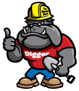 Quad Cities Equipment Rental - Digger